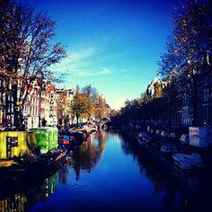 Instagram Amsterdam 2013 | winnende foto van november 2013