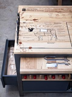 Kitchen Butchers Block Cape Town : 1000+ images about BUTCHERS on Pinterest Butcher shop, Butcher blocks and Meat