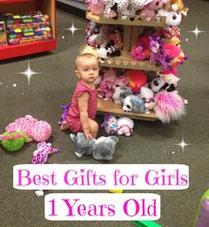 Best gifts for 1 year old girl