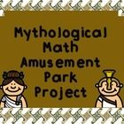 Want to integrate mythology into your math unit and math into your mythology unit?  Well, here is a great project for you!  This product includes s...