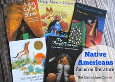 Native Americans:  teaching ideas for some favorite books includes over 20 graphic organizers | FREE from The Curriculum Corner