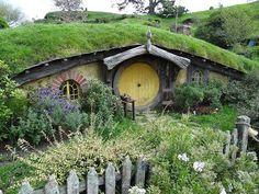 Lovely Hobbithouses