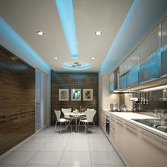 LED lighting kitchen repined by http://sargemabry.com