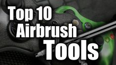 Links to products in this video are posted below. All the pros have their trusty tools in their hip pocket. I'll show you the top 10 most useful airbrush acc. Face Painting Tutorials, Face Painting Designs, Painting Tips, Model Airbrush, Airbrush Art, Revell Model Kits, Japanese Tattoo Symbols, Lure Making, Skull Illustration