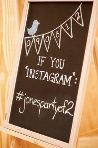 Sign of theTimes… #LarryJames #CelebrateIntimateWeddingsBlog #Instagram