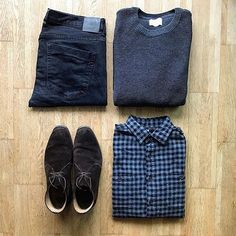 Grey Day, Everyday :v::sunglasses: What are you guys wearing on this thanksgiving day :interrobang:Tag is in your pictures using #vogiving to be featured!! :point_left::point_left: Follow for more: @votrends :white_check_mark: Outfit by:camera:: @thenortherngent #flatlay #flatlays #flatlayapp www.theflatlay.com