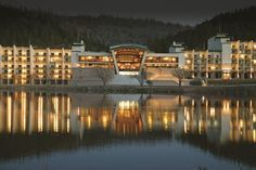 Inn of the Mountain Gods, Ruidoso, New Mexico... had a great time at the casino Christmas 2012.