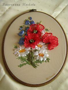 Gallery.ru / Фото #16 - Моя вышивка лентами 2 - Valehcia