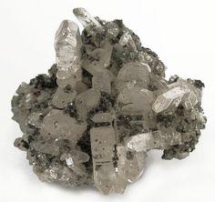 Cerussite    Bunker Hill Mine (Tyler; Stemwinder; Bunker Hill and Sullivan; Bunker Chance Mine), Bunker Hill Properties, Kellogg, Coeur d'Alene District, Shoshone Co., Idaho, USA