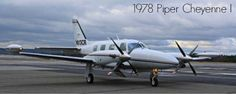 1978 Piper Cheyenne I available at www.trade-a-plane.com.