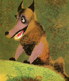 martin klasch: Children's Illustration: Jiri Trnka