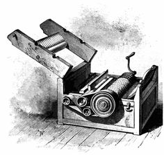 Eli Whitney's invention of the cotton gin revolutionized the cotton industry in the United States. Prior to his invention, farming cotton required hundreds of man-hours to separate the cottonseed from the raw cotton fibers. Simple seed-removing devices have been around for centuries, however, Eli Whitney's invention automated the seed separation process. His machine could generate up to fifty pounds of cleaned cotton daily, making cotton production profitable for the southern states.