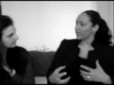 Black and White interview with social media trainer, Cher Jones