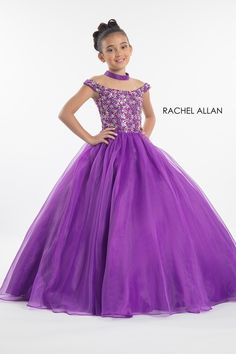 dffee9c6fe51 Pageant Dresses   RACHEL ALLAN Perfect Angels   Style - 1697 Beauty Pageant  Dresses, Pageant