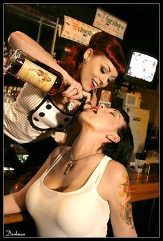 Hot Rod Girls