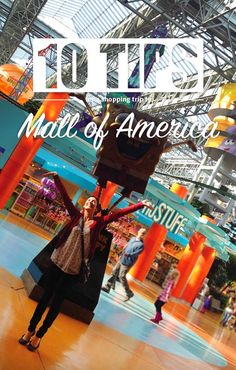 For over ten years now, my cousins and I have been making a yearly overnight trip to the Mall of America in Minnesota. Because we have such ...