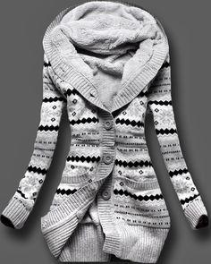 Fabulous Full Sleeve Norwegian Style Sweater