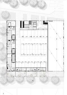 Галерея 30 одиниць соціального житла в Нанті / Антоніні + Дармон Architectes - 38