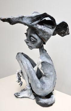 Heracute - sculpture
