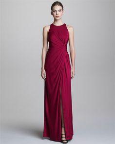 Armani Collezioni Sleeveless Gown - Bergdorf Goodman (pretty dress, back is somewhat plain)