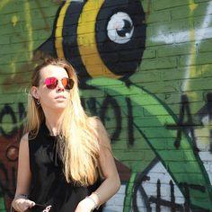 Cerca ogni giorno la Tua strada non distogliendo mai gli occhi dagli orizzonti della tua vita e dai tuoi obiettivi   4u4.it  Porta con te i tuoi modelli preferiti per la stagione estiva!  Approfitta dell'offerta LANCIO 4u4.it !  Ordina online o contattaci per ogni informazione!  Scegli il look deciso del modello #boston oppure l'elegante modello #formentera !  E Segui la nostra pagina !  Ogni giorno scegliamo le foto migliori di chi ha indossato i nostri occhiali e le riposteremo sulla…