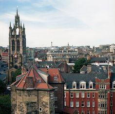 Newcastle-upon-Tyne, England