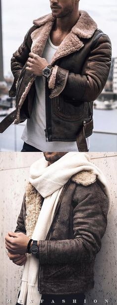 [ SHOP NOW ] Men's fashion casual jackets for you. The best choice for men wear , buy more to get big discount. Fashion Casual, Mens Fashion Shoes, Latest Fashion Clothes, Look Fashion, Winter Fashion, Men Casual, Fashion Outfits, Leather Jacket With Hood, Winter Outfits Men