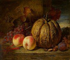 George Lance Fruit 1843