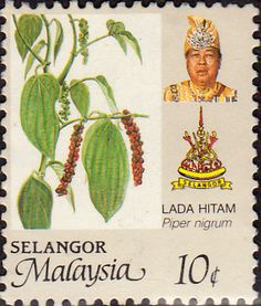 Selangor 1986 Plants SG 179 Fine Used SG 179 Scott 145 Condition Fine Used Only one post charge applied on multipule purchases Details N B With over