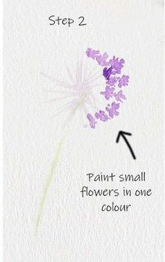 Allium Floral Watercolor Tutorial A simple floral tutorial to create some beautiful blooms! Watercolor Art Lessons, Watercolor Paintings For Beginners, Watercolor Drawing, Watercolor Pencils, Watercolor Techniques, Watercolor Cards, Watercolor Trees, Watercolor Landscape, Watercolor Artists