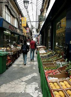 Passage Brady, Paris X Go here for Authentic Indian food! Inspiration for your Paris vacation from Paris Deluxe Rentals Paris Travel, France Travel, Paris France, Paris Paris, Restaurant Paris, Ville France, I Love Paris, World Cities, Strasbourg