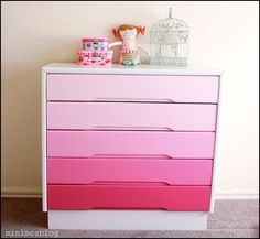 25 Incredible Furniture Makeovers - Heart Handmade uk