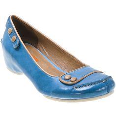 Cognac Green Blue Miz Mooz Women's Palma Wedge Shoe shoes