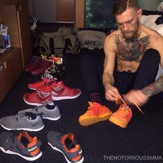 Conor Mcgregor, Ufc Boxing, Sport Boxing, Style Inspiration, Mens Fashion, Muay Thai, Mma, Random Things, Clothes