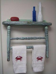 Riproposto seggiovie ho la sedia rotta, quando dipingo il bagno, questo sarà in esso !: