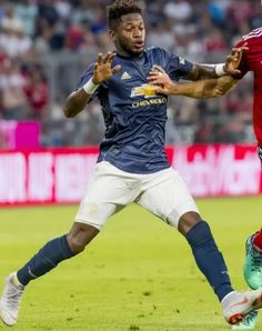 Welcome to andrainoblog. Stay and Xperience the social media fun .: Fred Really Happy At Man Utd.?