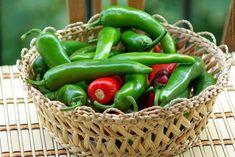 Ezt fald fel!: Ecetes csípős paprika télire eltéve – chili ecetben Chili, Stuffed Peppers, Vegetables, Food, Chile, Stuffed Pepper, Essen, Vegetable Recipes, Meals