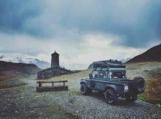 "260 Likes, 2 Comments - Land Rover (@landylife) on Instagram: ""@travel_the_world74 's Epic 110 dual cab. #landylife #dualcab110 #landroverdefender #offroad…"""
