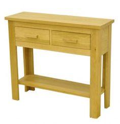 dakota oak coffee table from homebase.co.uk   for the home