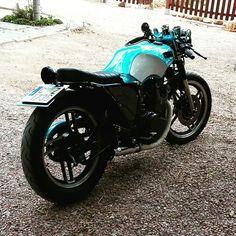 Yamaha xs 400 crns #01