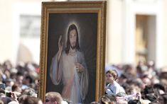 POBOŽNOSŤ K BOŽIEMU MILOSRDENSTVU – Modlitba.sk Easter Vigil, Catholic Herald, Saint Peter Square, Divine Mercy, Religious Education, Square Photos, Christian Life, Faith, Sayings
