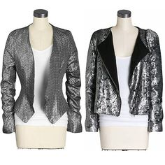 8 Jackets to Sparkle and Shine in 2011