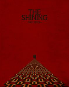 The Shining alternative movie poster