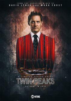 Resultado de imagen de twin peaks showtime