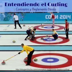 El #Curling es un deporte de precisión que se practica sobre hielo. Pero también es un deporte de habilidad y estrategia.  El desconocimiento que hay sobre él, en muchas ocasiones hace que se considere un deporte aburrido, pero la realidad es muy distinta.  Para cambiar esa percepción, o al menos, que no se base en el hecho de no conocerlo, hemos escrito este artículo para explicarte los aspectos básicos del Curling... (clic sobre el pin para leerlo)