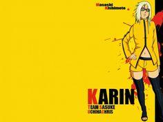 Wallpaper Anime Manga HD : Karin Wallpaper HD  For Iphone - Android -  Deskto...