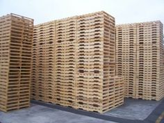 At Abbey Pallets we not only supplies new and used pallets but we also accept used pallets and reconditioned them properly and make them parallel to new ones.