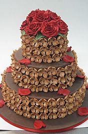 Свадебные торты. Каталог свадебных тортов на заказ, цены, фото — заказать свадебный торт в Москве в кондитерской ТОРТ-АРТ.
