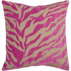 Hot Pink Zebra!!!