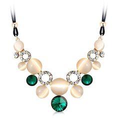 Crystal Rhinestone Necklaces